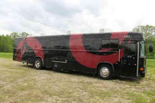 Rv Diesel Generator >> 05 Blue Bird School Bus Coach Rv Skoolie Motor Home Used Buses Diesel Generator