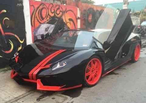 1111 Replica Kit Makes Aventador Lamborghini Aventador Replica Used
