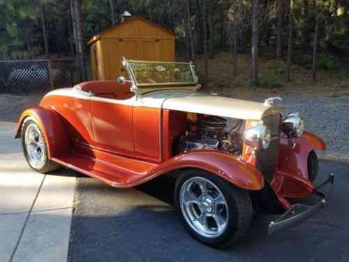 Chevrolet Roadster (1935) I Built This In The Spring Of 2018: Used
