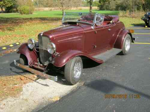 Ford Roadster (1932)