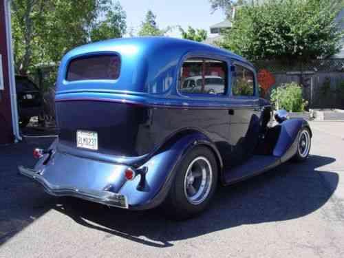 Ford Tudor Perfect (1934)