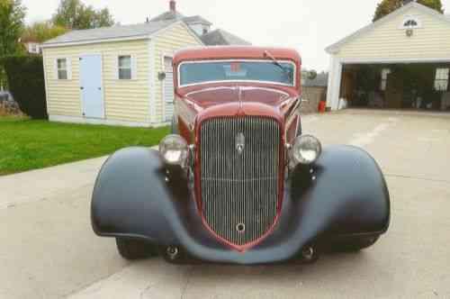 Plymouth Street Rod (1934)