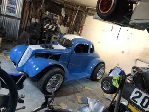Replica/Kit Makes 34 Chevy coupe (1934)