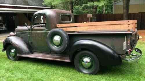Chevrolet Master Kc 1 2 Ton Survivor Pickup Truck 1940