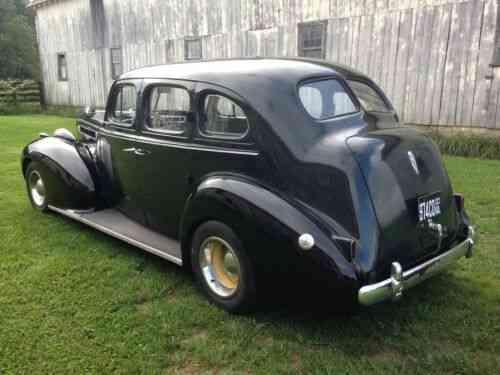 Packard Model 120-A Arizona Motor Company (1940)