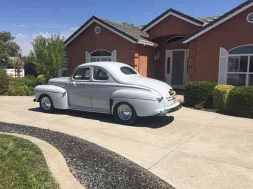 Ford Business Coupe 1946 Super Solid Old Street Rod Great Used