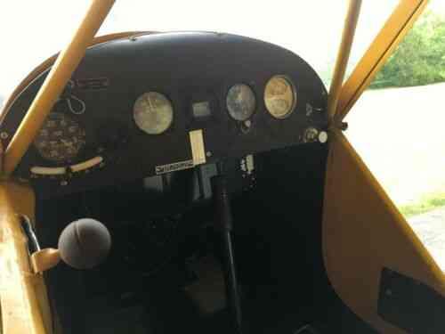 Piper J3 Cub 85hp (1946)