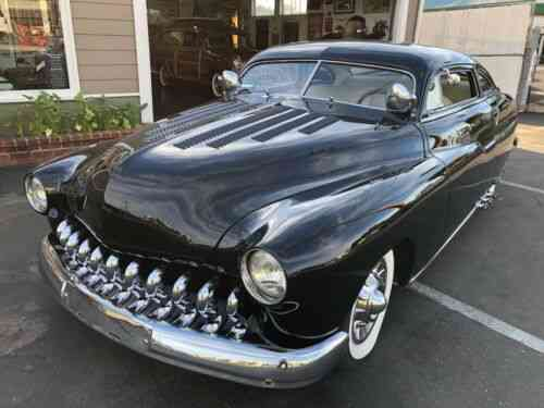 Mercury Coupe 1950 Up For Sale Is A Mercury Coupe This Lead