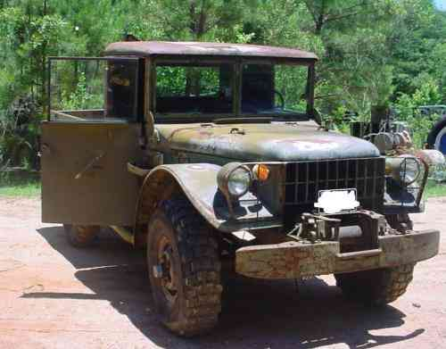 M37 Military Power Wagon