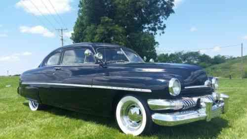 Mercury 2 door sedan 1951 you are looking at an used for 1951 mercury 2 door coupe