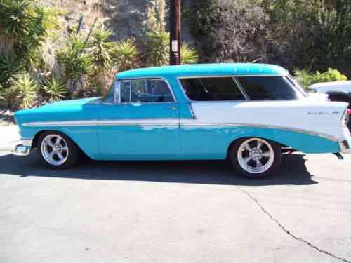 Chevrolet Nomad 1956