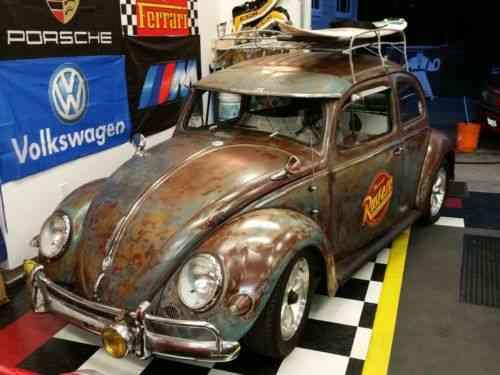 Image result for VW beetle patina image