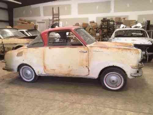 Other Makes 400 1958 You Are Bidding On A Goggomobil This Used Classic Cars