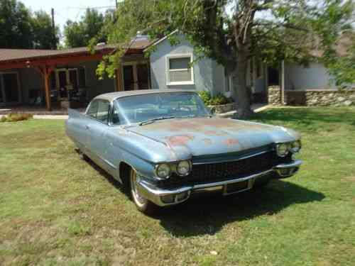 Cadillac Coupe Deville Coupe Deville 1960 For Auction Is A Used