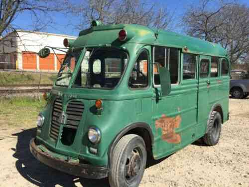 International Harvester Metro Bus | Gillig Bros Conversion | Very Rare!  (1960)
