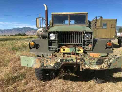 Kaiser Jeep I'm Selling My Kaiser-jeep M35a2 'deuce And A: Vans