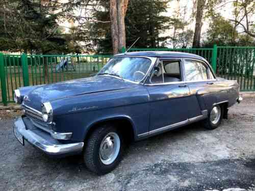 GAZ 21 Volga for sale (1960)