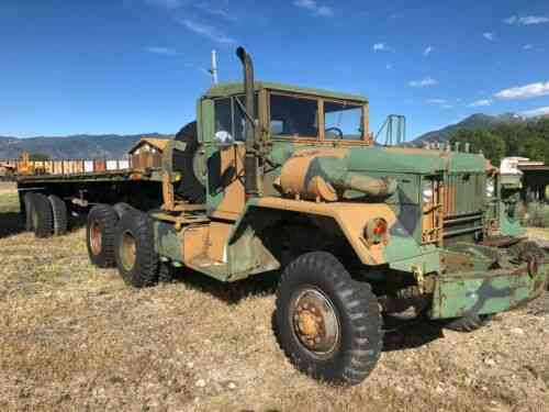 Kaiser Jeep I'm Selling My Kaiser-jeep M35a2 'deuce And A