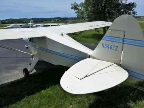 """Piper PA22-108 Colt """"Out of Annual"""" (1962)"""
