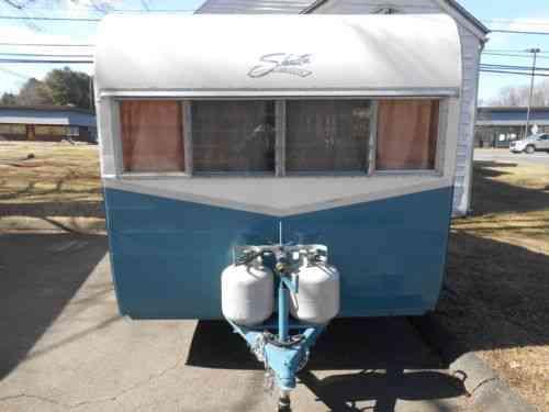 shasta airflyte (1962) shasta airflyte - camp-ready nostalgic: vans, suvs,  and trucks cars
