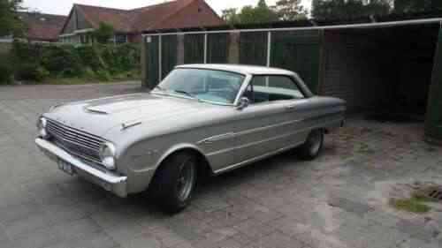 Ford Falcon sprint V8 - Dutch license,must be imported from The Netherlands  (1963)