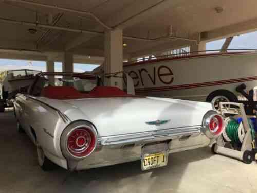 Ford Thunderbird Convertible (1963)