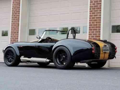 Backdraft Racing Custom Cobra BDR RT3 Roadster - Coyote 5 0L (1965)