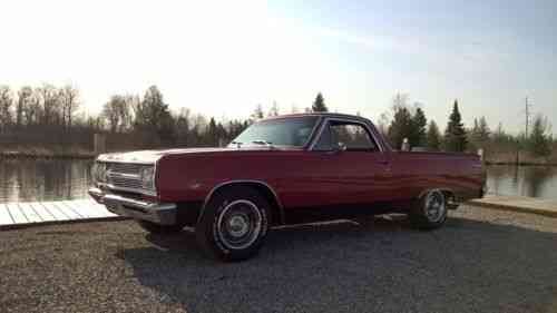 Chevrolet el camino custom 1965 this chevy el camino used chevrolet el camino custom 1965 sciox Image collections