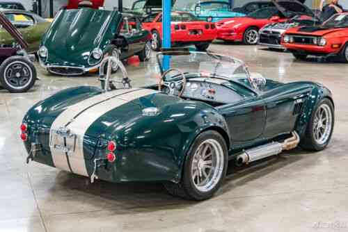 Backdraft Racing 427 AC Cobra Shelby Ford 342ci Roush V8 Automatic (1965)