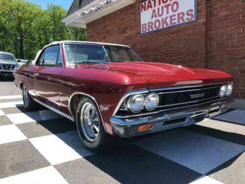 1967 Chevelle Convertible SS Convertible Tribute!