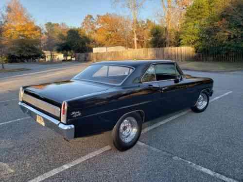 Chevrolet Nova SS (1966)