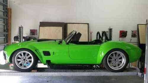 Shelby Cobra 1966 New Kit car