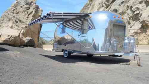 Airstream Globetrotter 19ft Vintage