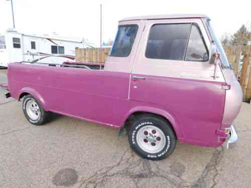 Ford Econoline Custom (1967)
