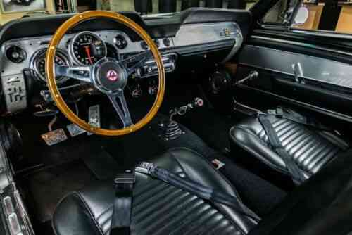 Eleanor! Ford 427ci FE V8, Toploader 4-Speed, 9 Inch Posi, 4-Wheel Disc,  PS, PB