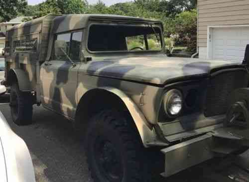 Jeep M715 (Military) (1967)