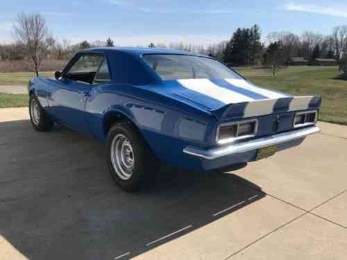 1968 Camaro Project For Sale >> Chevrolet Camaro 1968 Camaro Project For Sale This Was A