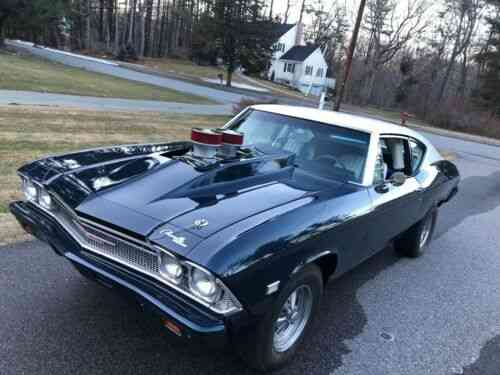 Chevrolet Chevelle Ss (1968) Sell Or Trade Looking For A Newer: Used
