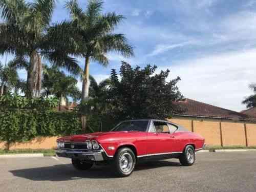Chevrolet Chevelle SS (1968)