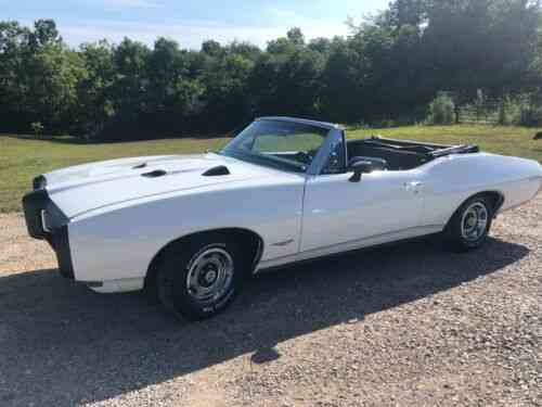 Ebay Motors Classic Cars For Sale Pontiac Gto Convertible Used Classic Cars