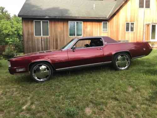 cadillac eldorado 1969 cadillac eldorado candy apple red 95 used classic cars cadillac eldorado candy apple red 95