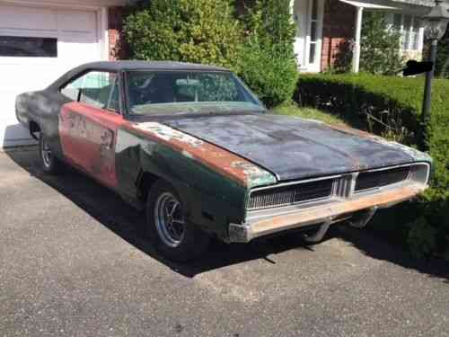 Dodge Charger 1969 I Am Selling My 69 Today Used