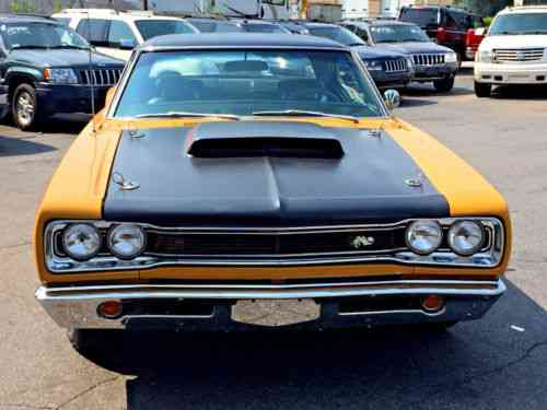 Dodge Coronet A12 Super Bee (1969)