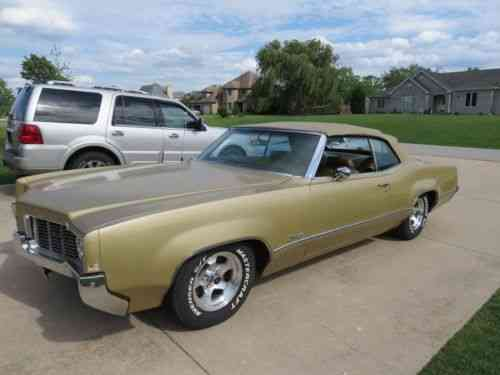 Oldsmobile Eighty Eight Delta 88 1969 Price Reduced Used