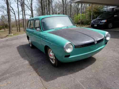 Volkswagen Squareback (1970)