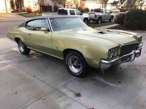 Buick GS 455 GS (1971)
