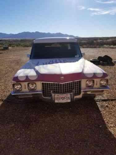 Cadillac Hearse (1971)