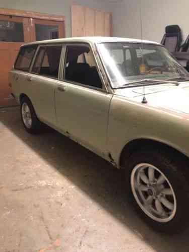 Datsun 510 (1971)