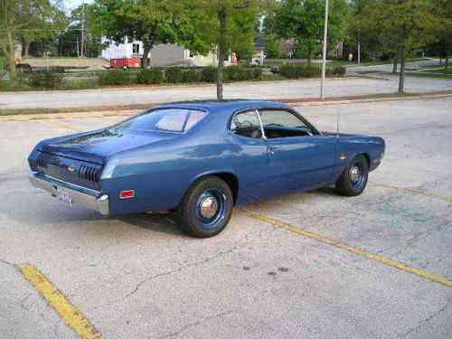 1971 Dodge Demon 340 Barn Fresh Classics Llc