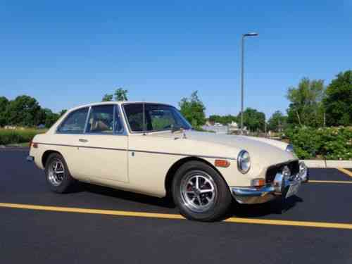 Mg Mgb Gt (1971) For Sale Is My Mgb Gt I Bought This: Used Classic Cars